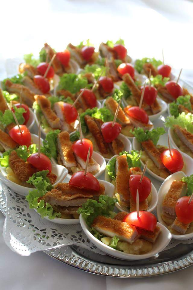 Partyservice Mai | Fingerfood