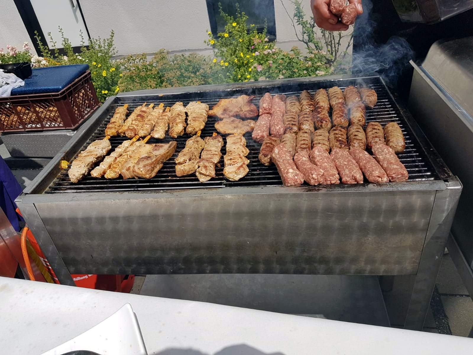 Partyservice Mai | Grill-Party
